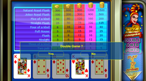 играть онлайн в Double Joker Poker